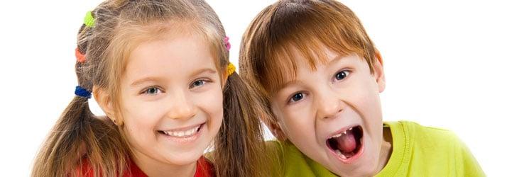 Chiropractic Maplewood MN Children Smiling